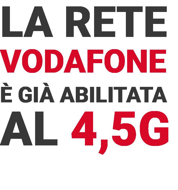 Vodafone Rete Unica Su Misura.La Nostra Rete Openkomm
